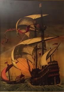 Marine Angleterre XIXème