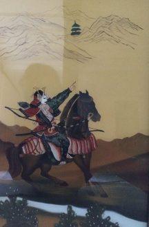 Cavalier chinois